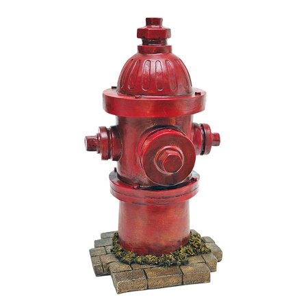 Design Toscano Dog's Second Best Friend Fire Hydrant (Boom Beach Best Statues)