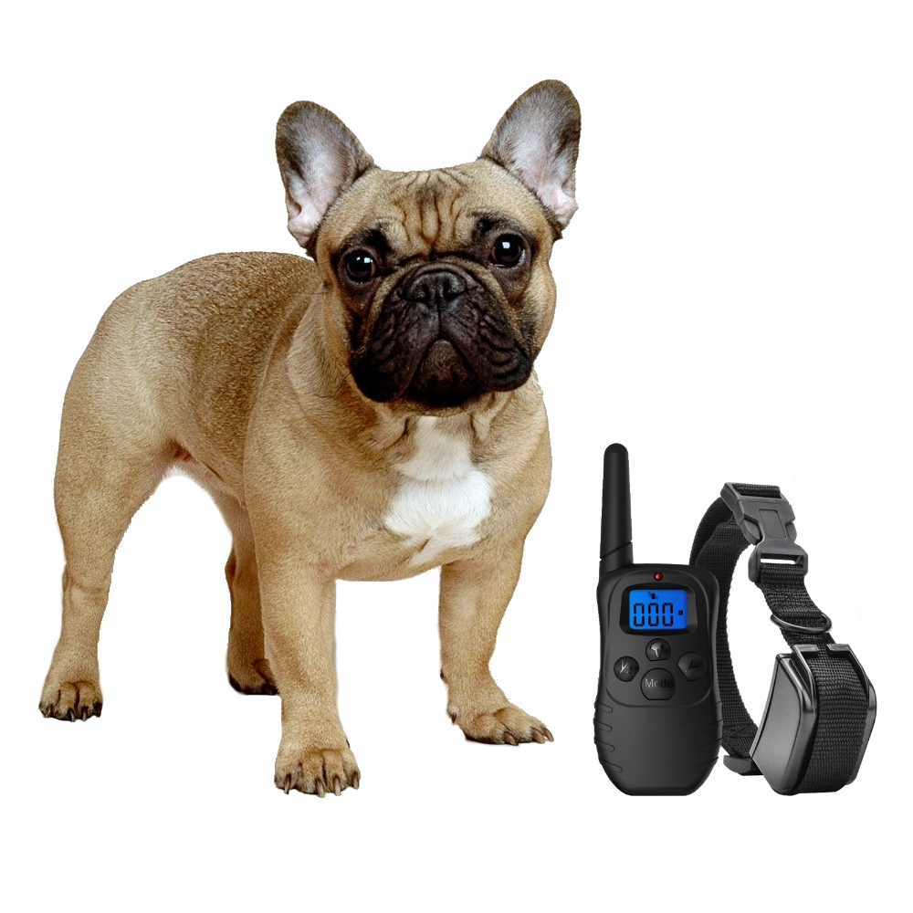 Shock Collar for Small Dogs with Remote + FREE Dog Clicker Training Clicker + Shock Collar = Faster Results - 3 Mode (sound, vibration & shock) - Save Money with Rechargeable Batteries<br><br>