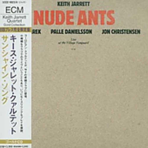 Nude and ants