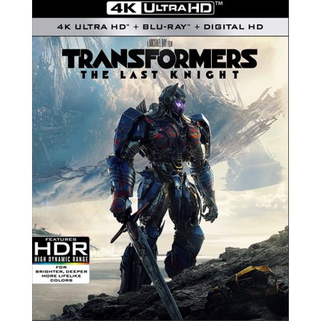 Transformers: The Last Knight (4K/UHD)