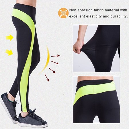 c18a09680c0f62 Men Tights Training Excercise Pants Workout Leggings Trousers ...