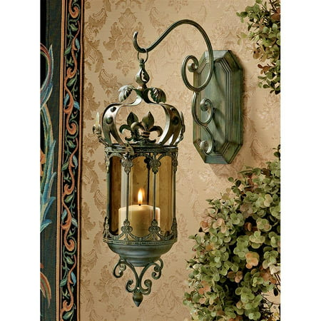 Design Toscano Crown Royale Hanging Pendant Lantern