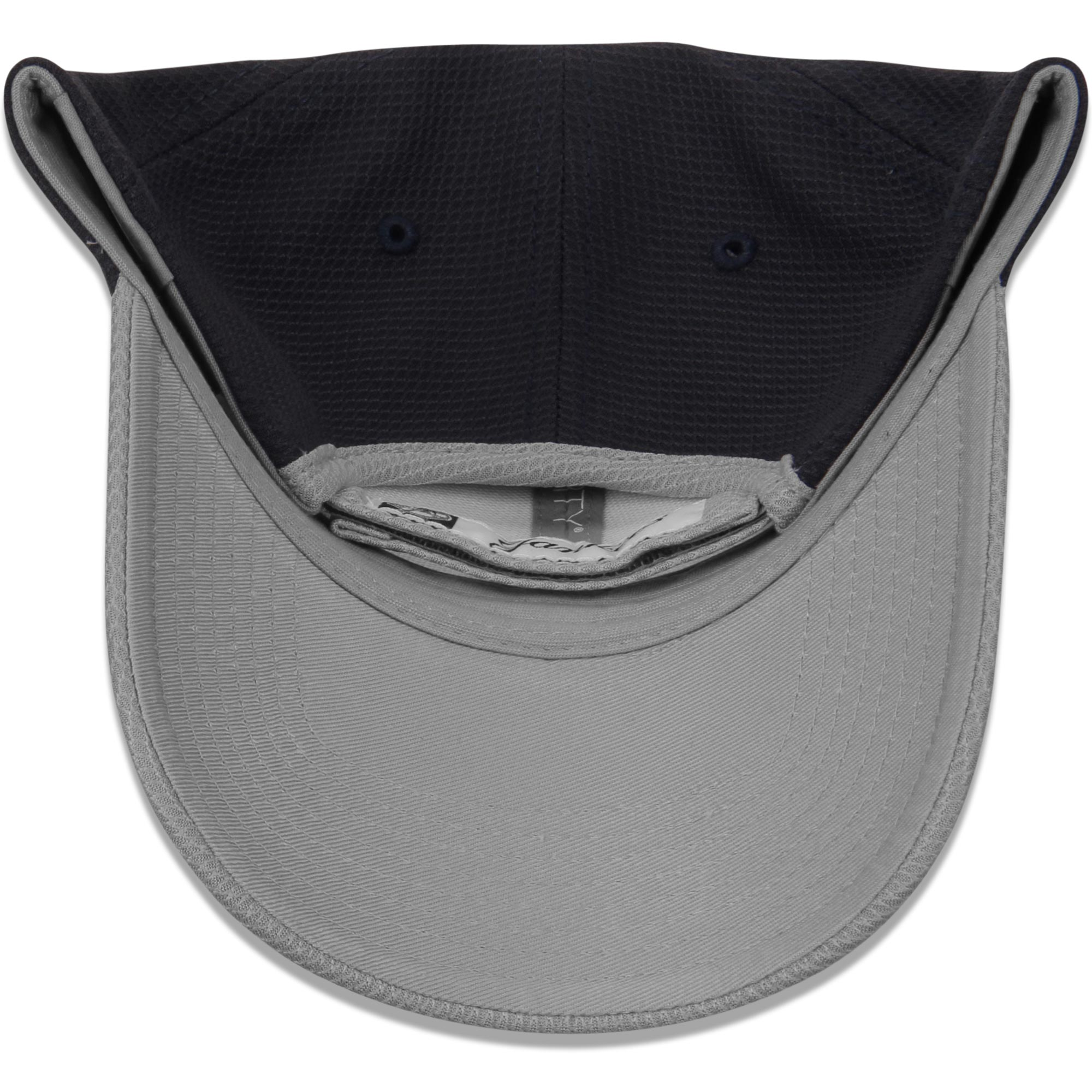 df3cb4f454b new york yankees new era perforated block 9forty adjustable hat - white gray  - osfa - Walmart.com