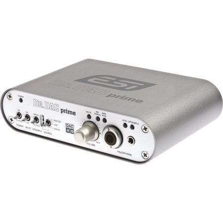 High Quality 192 kHz DAC with USB Audio Interface