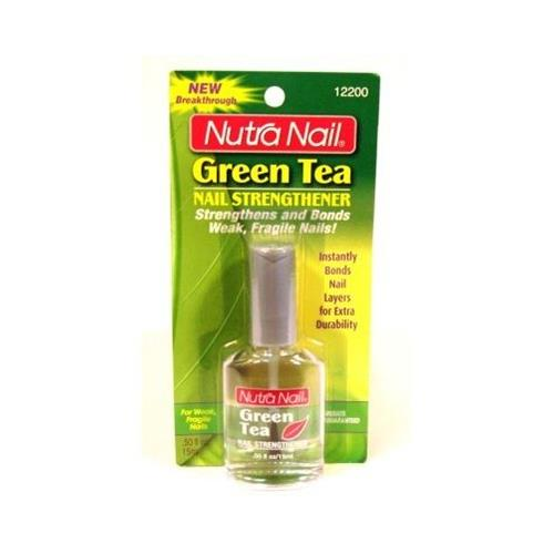 Nutra Nail Strengthener with Green Tea - 0.5 oz