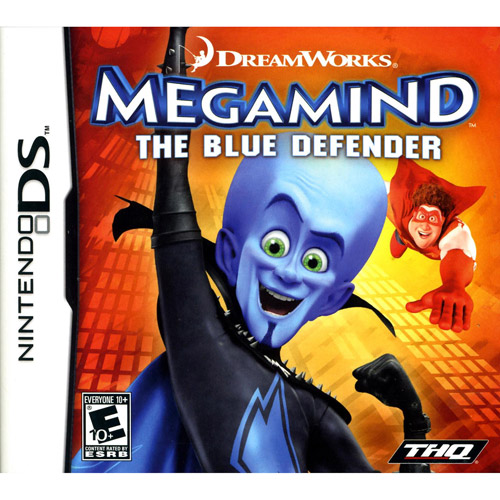 Megamind: The Blue Defender (DS)