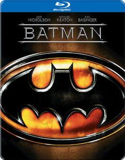 Batman (Blu-ray) by WARNER HOME VIDEO