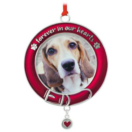 Pet Memorial Picture Frame Hallmark Ornament - Walmart.com