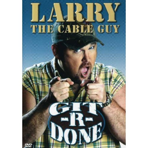 Larry the Cable Guy: Git-R-Done (Widescreen)
