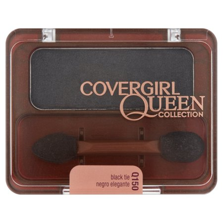 (2 Pack) COVERGIRL Queen Collection Eye Shadow Kit, Q150 Black Tie
