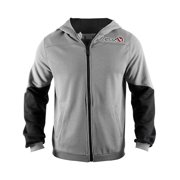 Hayabusa Wingback Classic Fit Zip-Up Hoodie - Gray/Black
