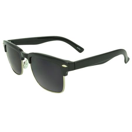 MLC Eyewear Sandalwood Square Fashion Sunglasses