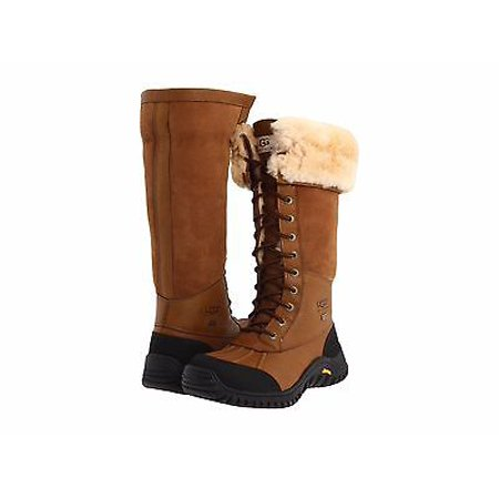 UGG Women's Adirondack Tall Waterproof Lace Up Boots