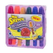 Mr. Sketch Twistable Scented Gel Crayons, 6 Pieces