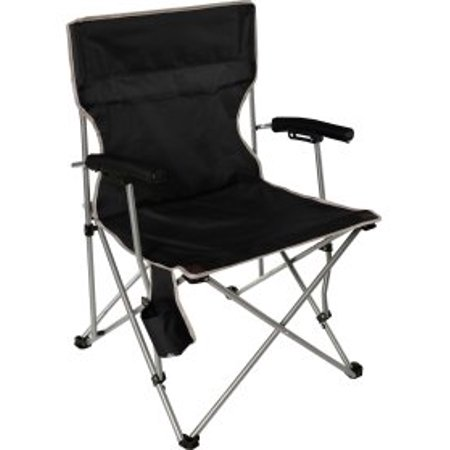Excellent Hard Arm Chair Black Foldable Chair Padded Arms For Comfort By Quest Ship From Us Andrewgaddart Wooden Chair Designs For Living Room Andrewgaddartcom