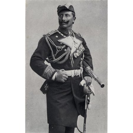 Kaiser Wilhelm II - Oil Painting Reproduction