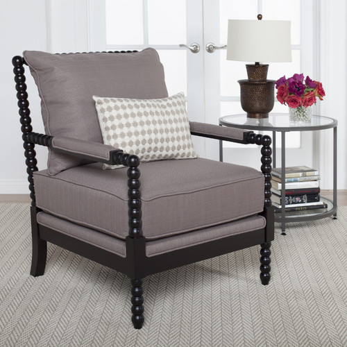 Studio Designs Home Colonnade Spindle Accent Chair