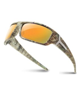 98ad3cd422d Product Image RealTree Xtra Camouflage Print Hunting Fishing Polarized Sport  Sunglasses