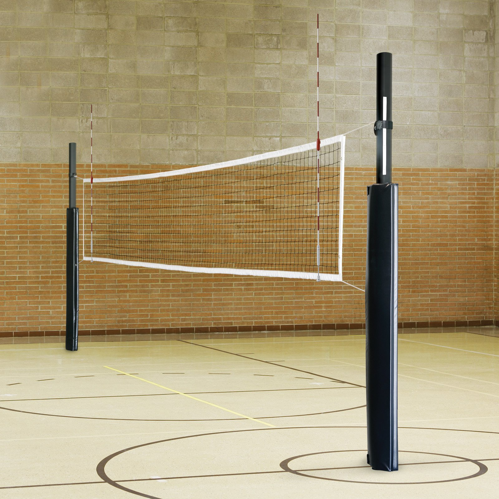 First Team Stellar Complete Recreational Outdoor Volleyball Net System