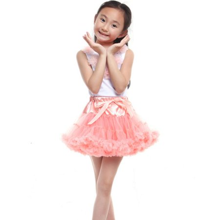 99f9ec82c Princess Toddler Girl Baby TuTu Fluffy Pettiskirt Skirt Party ...