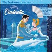 Read-Along Storybook and CD: Cinderella Read-Along Storybook and CD (Edition 2) (Paperback)