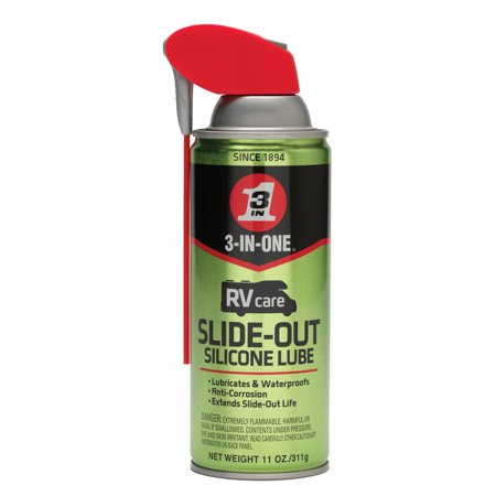 3-IN-ONE RVcare Slide-Out Silicone Lube Rv Slide Out