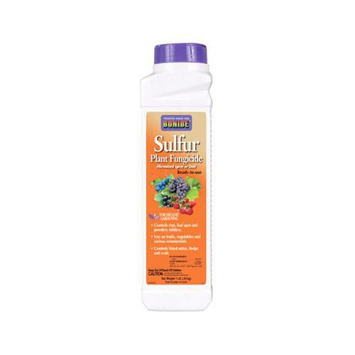 BONIDE PRODUCTS INC Sulfur Dust, 1-Lb.