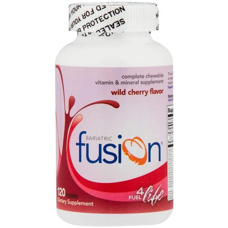 Bariatric Fusion Quot Complete Quot Multivitamin And Mineral