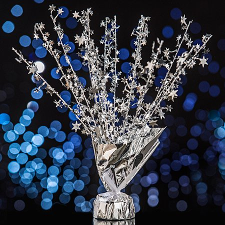 Star Sparkle Centerpiece (Rock Star Centerpieces)