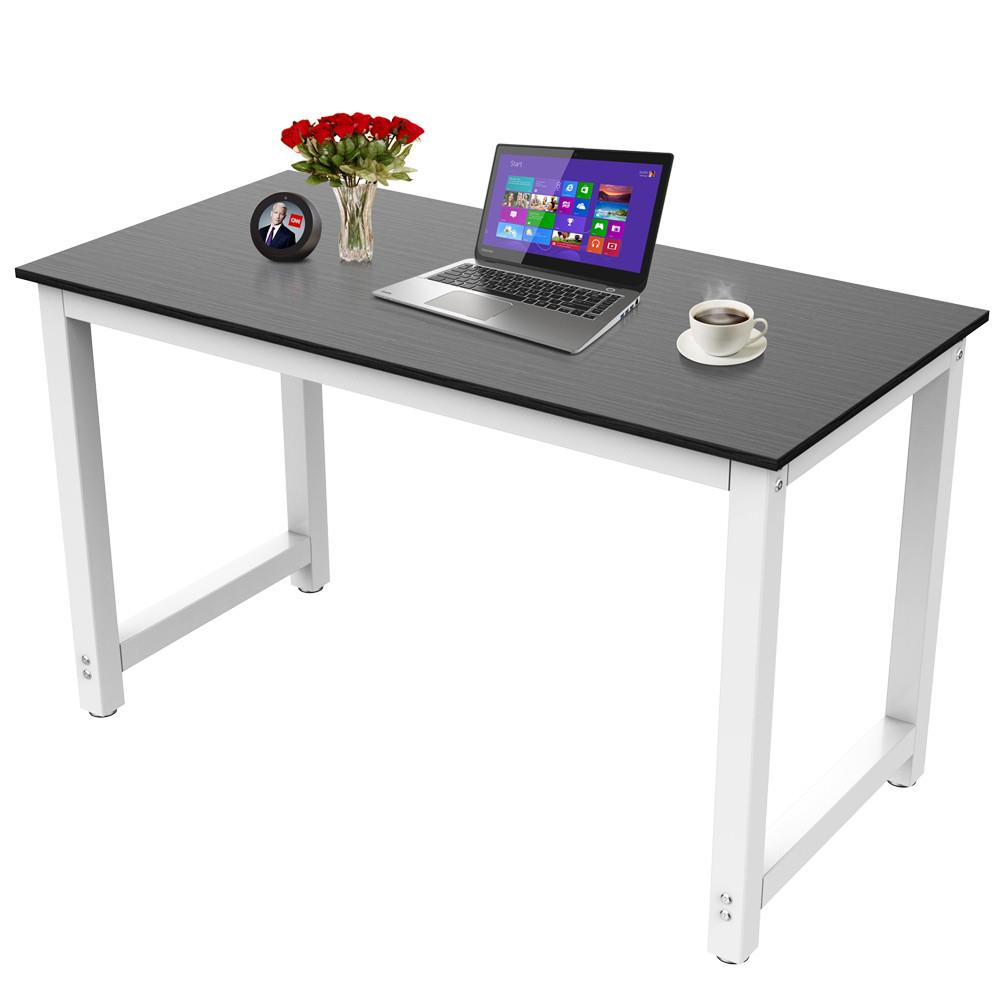 47'' Computer Desk PC Laptop Study Writing Table Workstation Home office Black