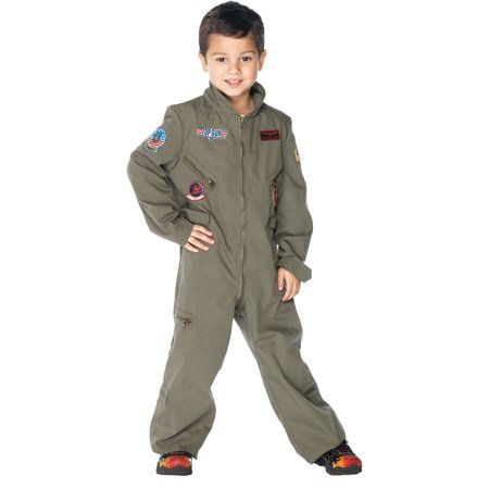 Halloween Costumes For Bigger Guys (Top Gun Flight Suit Halloween)