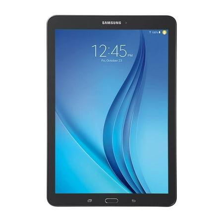 """SAMSUNG Galaxy Tab E 9.6"""" 16GB Tablet - SM-T560NZKZXAR"""