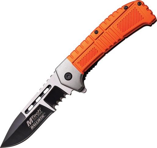Linerlock A/O Orange