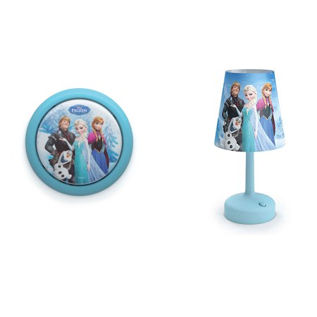 Philips Disney Frozen Led Touch Night Light W Philips