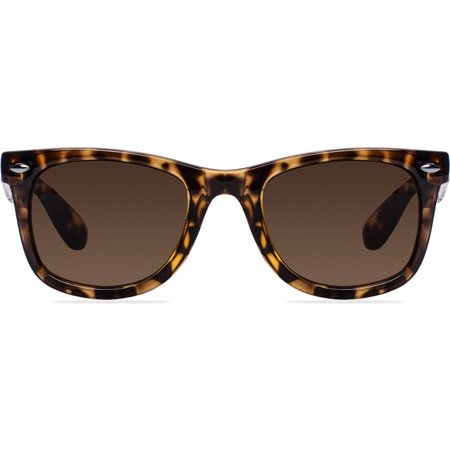 DNA Womens Prescription Sunglasses, A2008 (New Wayfarer Prescription)
