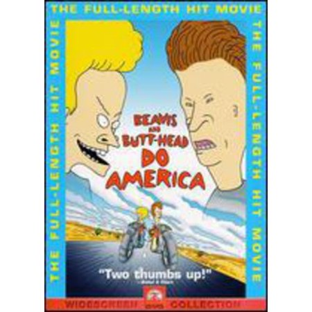 Beavis & Butt-Head Do America (Widescreen)