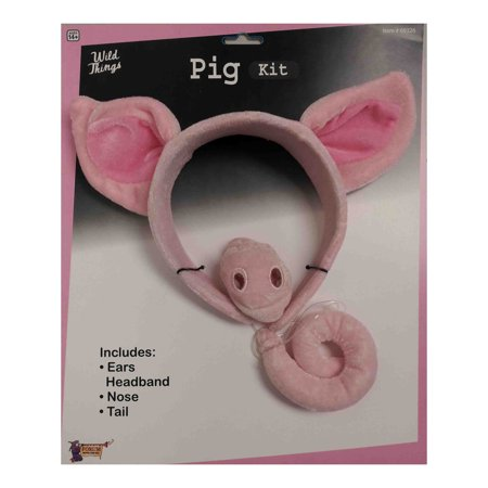 Adult Pug Costume (Pig Kit)