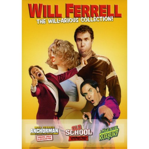 Will Ferrell: Will-Arious Collection