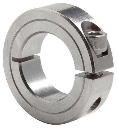 3 Pieces Dbl Split Collar 2-3//8 x 1-1//2 x 9//16 AL