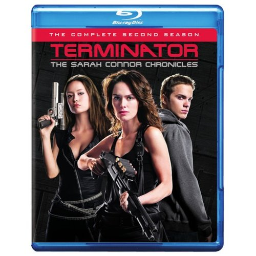 Terminator: The Sarah Connor Chronicles - The Complete Second Season (Blu-ray) (Widescreen)