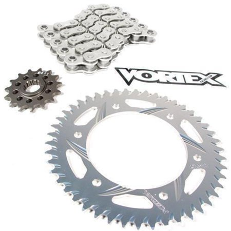 520 Conversion Kit - Vortex CKG6343 HFRS Hyper Fast 520 Street Conversion Chain and Sprocket Kit - Gold