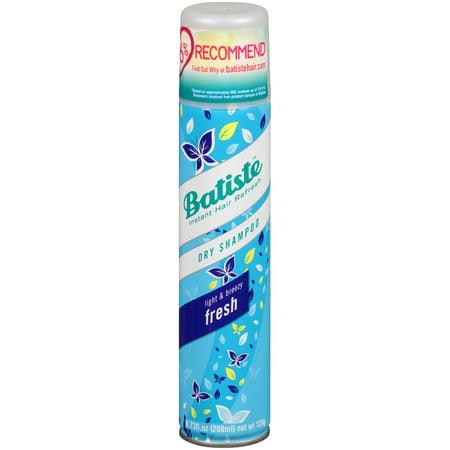 Batiste Dry Shampoo, Fresh Fragrance, 6.73 fl.