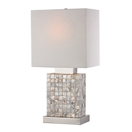 Mother Mint - Sterling Mini Mother of Pearl Lamp