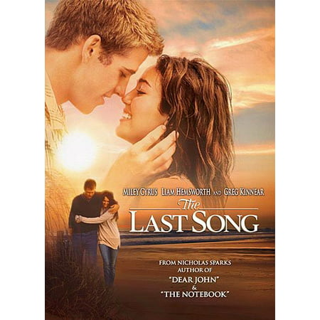 The Last Song (DVD) for $<!---->