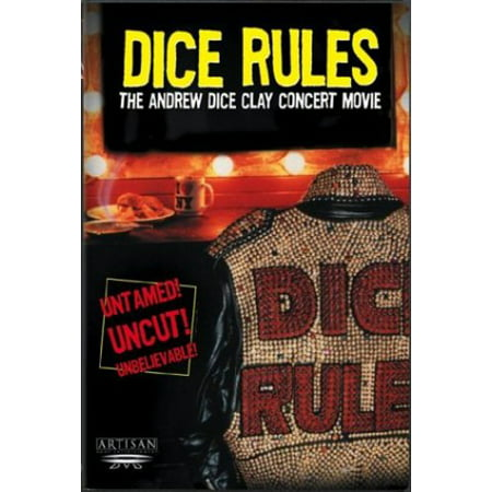 Dice Rules (DVD)