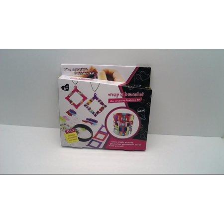 Kids Creative Fashion Kit Beads Toy Diy Jewelry Kit Craft Kit