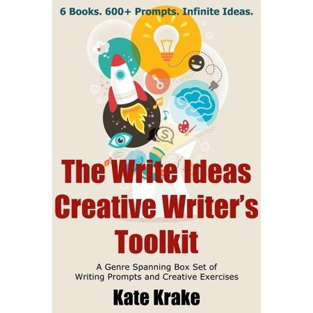 The Write Ideas Creative Writer's Toolkit - eBook