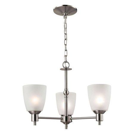 Jackson Extra Light - Thomas Lighting Jackson 1303CH/20 Chandelier with Optional LED Bulbs