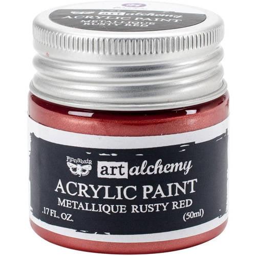 Finnabair Art Alchemy Acrylic Paint, 1.7 fl oz