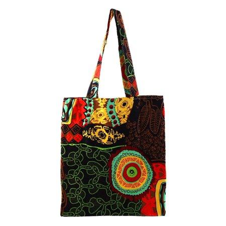 Travel School Sundries Holder National Style #2 Handbag Single Shoulder Tote (C'n'c Costume National Handbags)